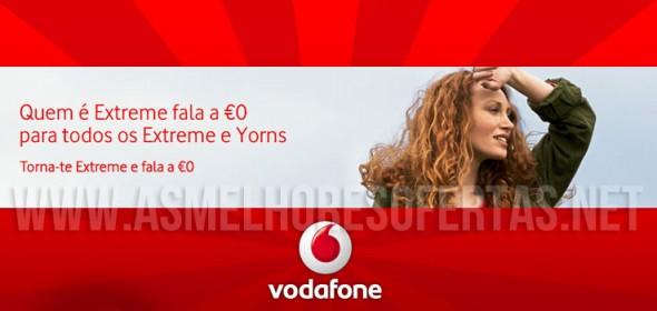 Cartão Vodafone Extreme Grátis