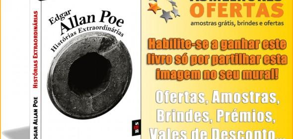 Ganhe 1 Livro de Edgar Allan Poe com As Melhores Ofertas