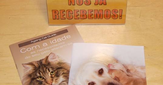 Livros Royal Canin Grátis