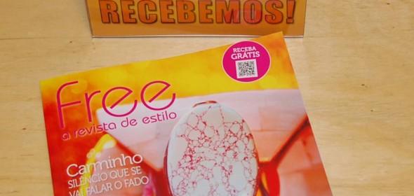 Novo Exemplar Revista Free