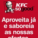 Vales de Desconto KFC