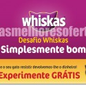 Whiskas Simplesmente Bom Grtis