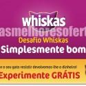 Whiskas Simplesmente Bom Grátis