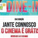 Bilhetes de Cinema Grtis nos Dolce Vita