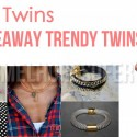 Giveaway Trendy Twins