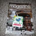 Continente Magazine com Amostra Gráits Ariel