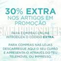 30% de Desconto Extra na Blanco