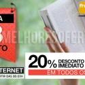 20%v de Desconto e Portes Grátis em Livros na FNAC