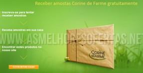Amostras Grátis Corine de Farme
