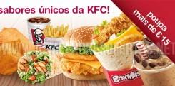 Vales de Desconto KFC Outubro de 2014