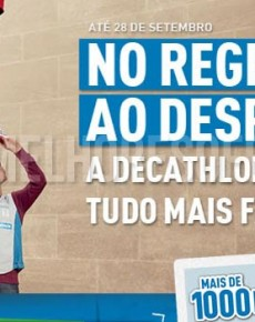 Regresso ao Desporto Decathlon 2014