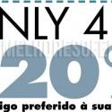 20% de Desconto Lojas Casa