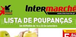 Folheto Intermarché 16 a 22 de Setembro de 2014