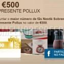 Passatempo Nestlé Sobremesas Cartões Presente Pollux