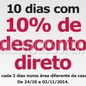 10% Desconto Directo Ikea