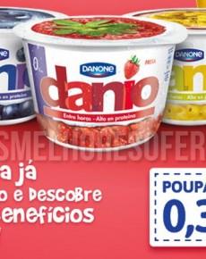 Cupão de Desconto Danio
