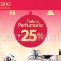 25% de Desconto na Perfumaria O Boticário