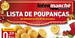 Folheto Intermarché até 26 de Novembro de 2014