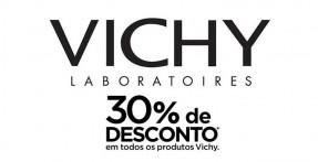 30% de Desconto Vichy