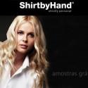 Amostras Grátis de Tecidos Shirtsbyhand