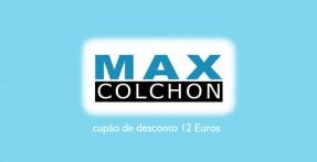 Cupão de Desconto 12 Euros Maxcolchon