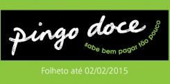 Folheto Pingo Doce até 02-02-15