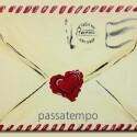 Passatempo Carta de Amor