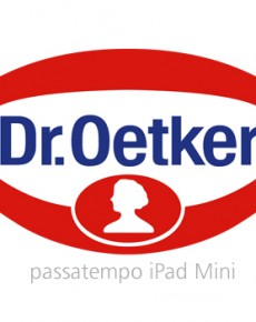 Passatempo Dr Oetker Ipad Mini