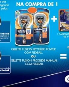 Promoção Gillette - Continente