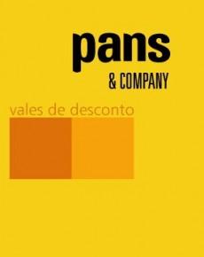 Cupões Pans & Company