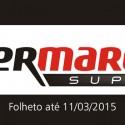 Folheto Intermarché até 11-03-2015