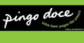 Folheto Pingo Doce até 06-04-2015
