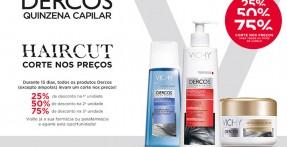 Quinzena Capilar Vichy