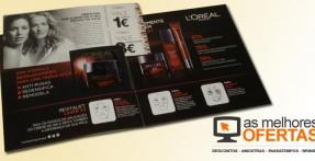 Recebido - Amostra Grátis Revitalift Laser X3
