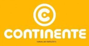 Folheto Continente até 04-05-2015