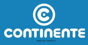 Folheto Continente até 27-04-2015
