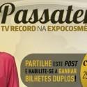 Passatempo Expocosmética-TV-Record
