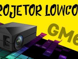 Projetor Lowcost - GM60