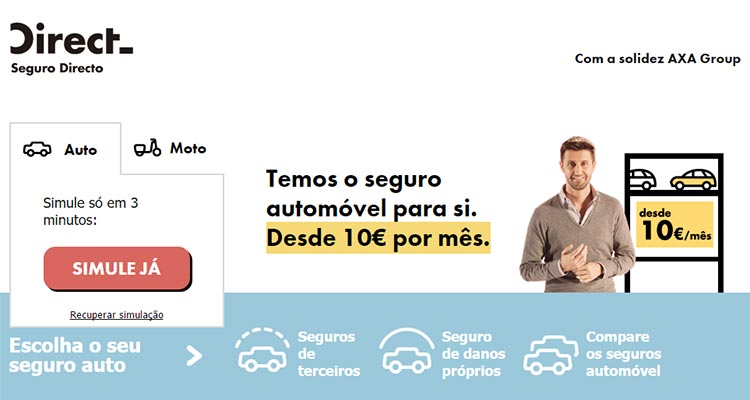 Direct: Seguro Auto Barato