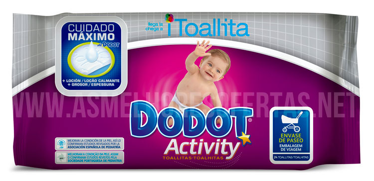 Photo of Toalhitas Dodot Activity