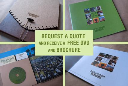 Photo of DVD e Catálogo de Safaris em África Grátis