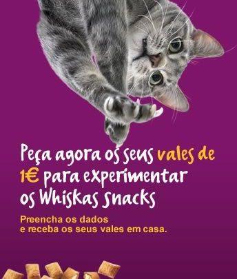 Photo of Vale de Desconto Whiskas