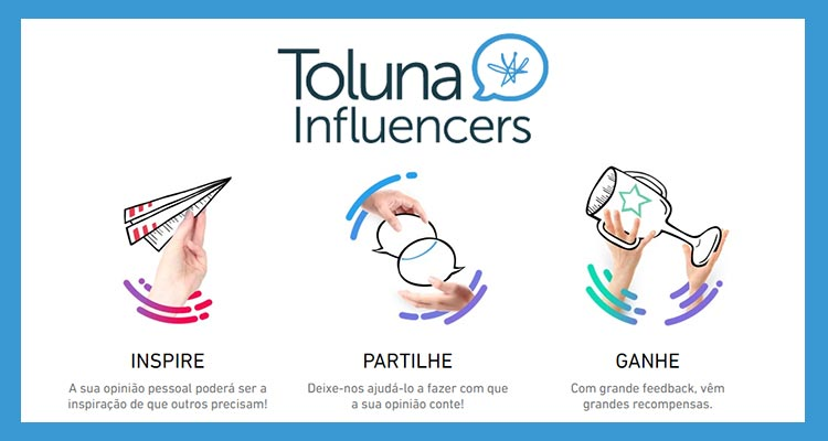 Ganha Prémios com a Comunidade ToLuna