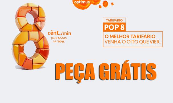 Photo of Optimus POP Cartão Grátis Telemóvel