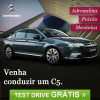 Photo of Test Drive Grátis Citroën C5