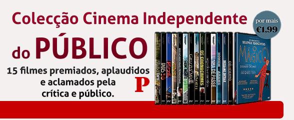 Photo of Colecção de Cinema Independente do Jornal Público