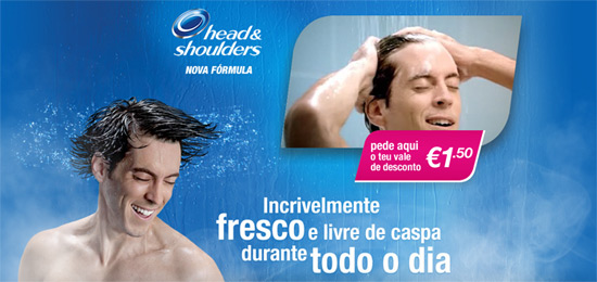 Photo of Vale de Desconto de 1,5 Euros Head & Shoulders