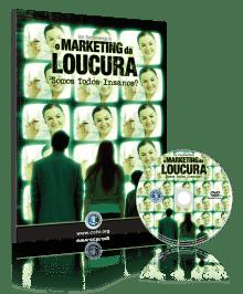 Photo of DVD Grátis O Marketing da Loucura