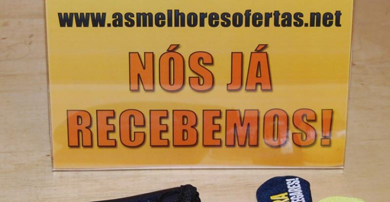 Photo of Recebidas as Ofertas da Campanha Guerra contra os Polegares