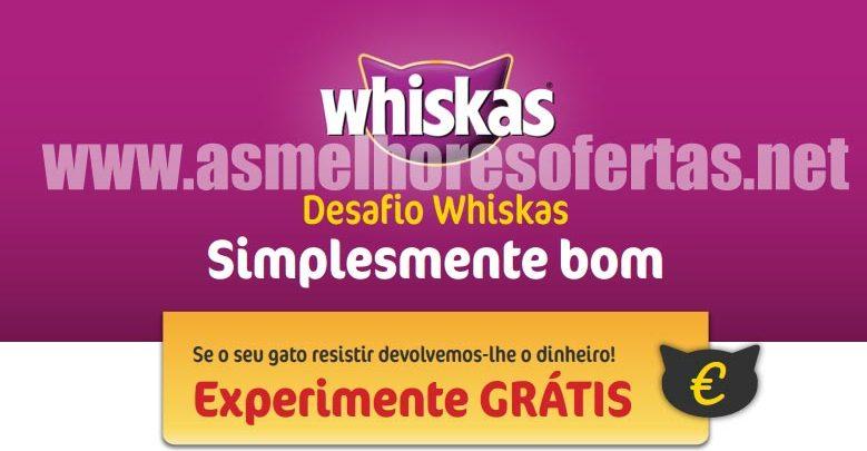 Photo of Whiskas Simplesmente Bom e Grátis